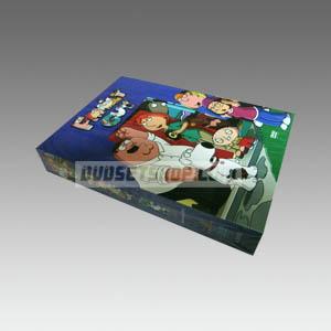 Family Guy Season 7 DVD Boxset