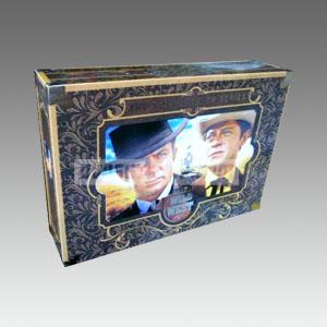 The Wild Wild West Seasons 1-4 DVD Boxset