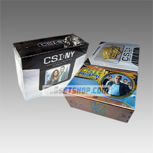 CSI Complete Series - Lasvegas 1-9, Miami 1-7, New York 1-5