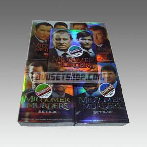 Midsomer Murders Seasons 1-12 DVD Boxset(DVD-9)