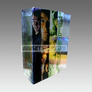 Sliders Seasons 1-4 DVD Boxset