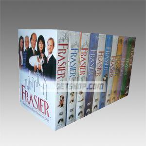 Frasier Seasons 1-11 DVD Boxset