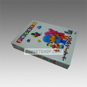 Pocoyo Complete DVD Boxset