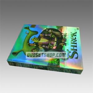 Shrek 1-3 Complete DVD Boxset (DVD-9)