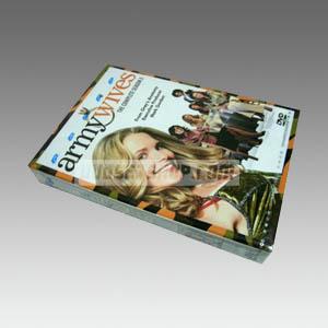 Army Wives Season 3 DVD Boxset