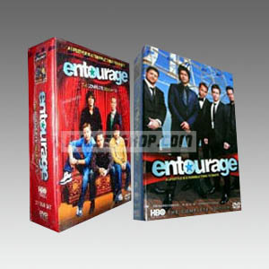 Entourage Seasons 1-6 DVD Boxset