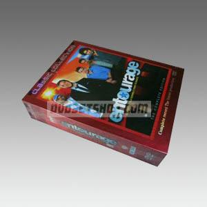 Entourage Seasons 1-6 DVD Boxset