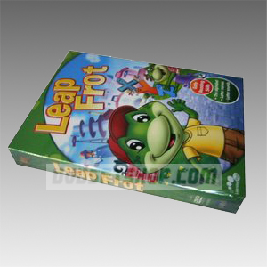 Leap Frog Complete Seires DVD Boxset