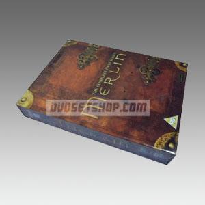 Merlin Season 1 DVD Boxset (DVD-9)