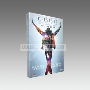 Michael Jackson This Is It Movie Edition Boxset