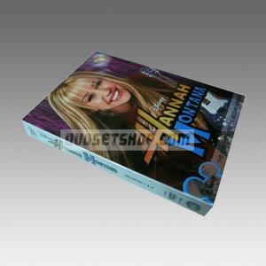 Hannah Montana Seasons 1-2 DVD Boxset