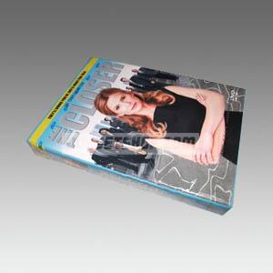 The Closer Season 5 DVD Boxset