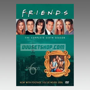 Friends Season 6 DVD Boxset