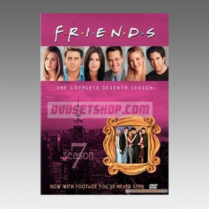 Friends Season 7 DVD Boxset