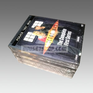 Doctor Who Seasons 1-4 DVD Boxset