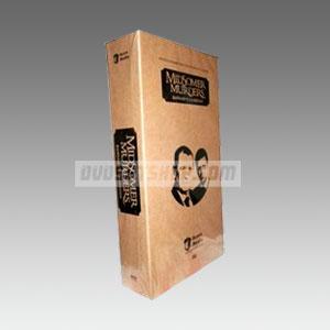 Midsomer Murders Seasons 1-13 DVD Boxset