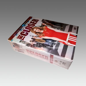 The Closer Seasons 1-5 DVD Boxset