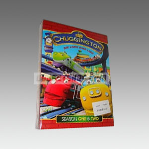 Chuggington Seasons 1-2 DVD Boxset