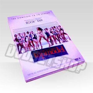 America's Next Top Model Seasons 12-13 DVD Boxset-D9