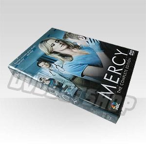 Mercy Season 1 DVD Boxset
