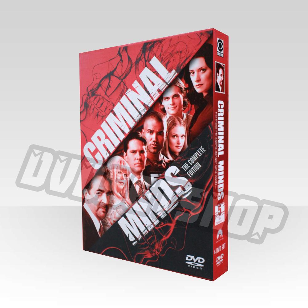 Criminal Minds Season 5 DVD Boxset