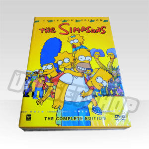 The Simpsons Season 21  DVD Boxset