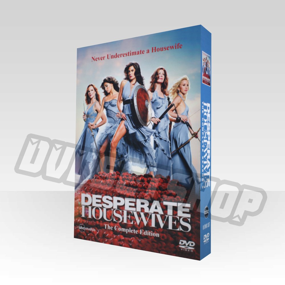 Desperate Housewives Season 6 DVD Boxset
