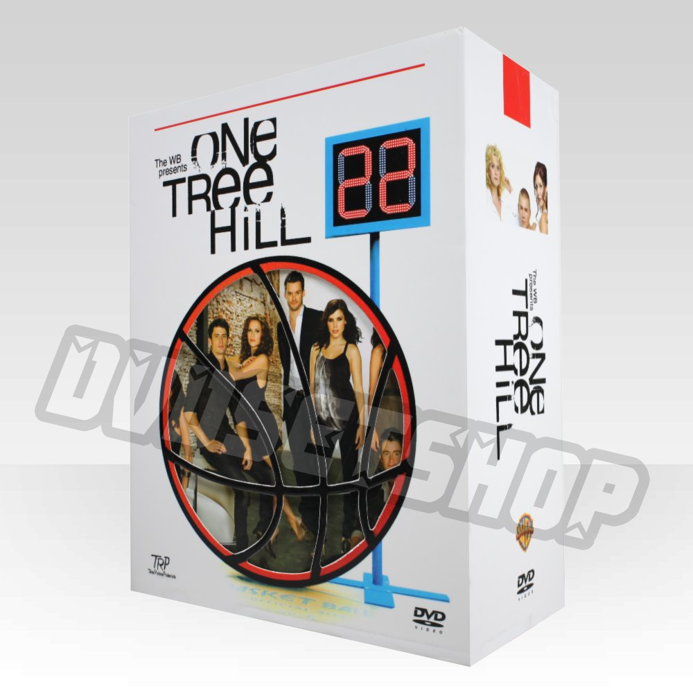 One Tree Hill Seasons 1-7 DVD Boxset