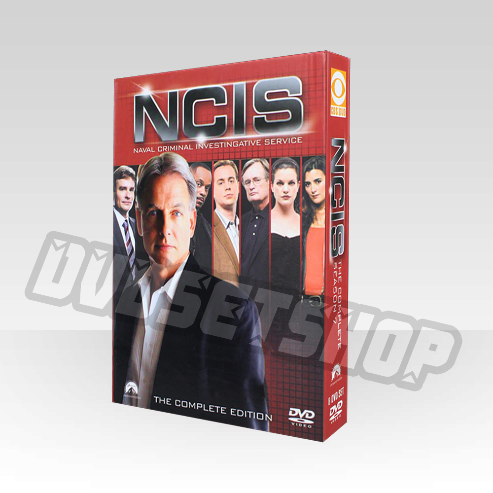 Navy NCIS:Naval Criminal Investigative Service Season 7 DVD Boxset