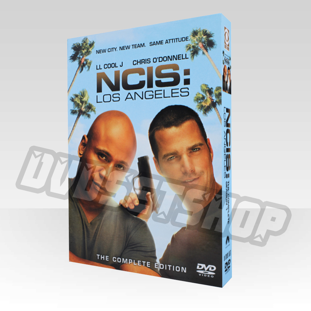 NCIS:Los Angeles Season 1 DVD Boxset