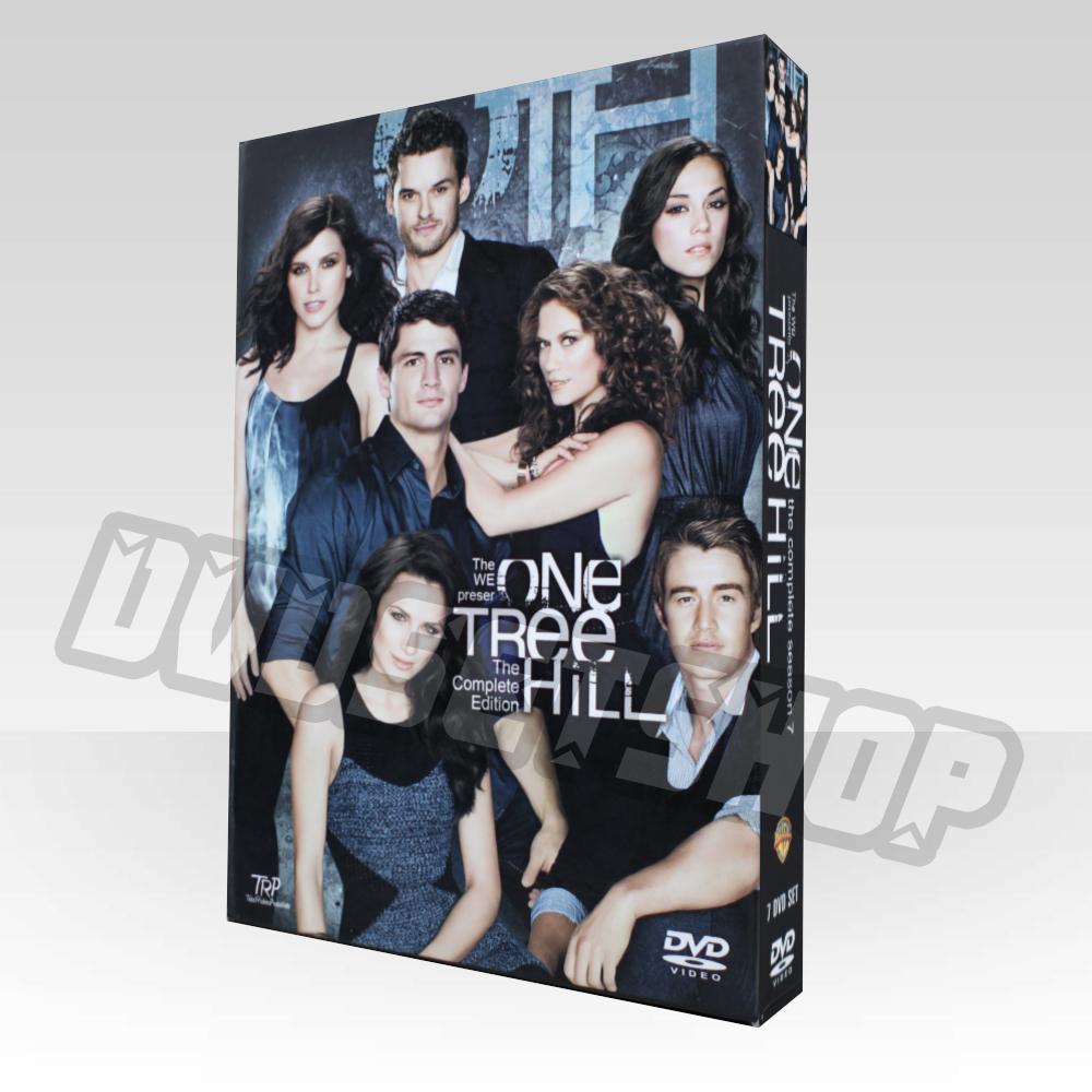 One Tree Hill Season 7 DVD Boxset