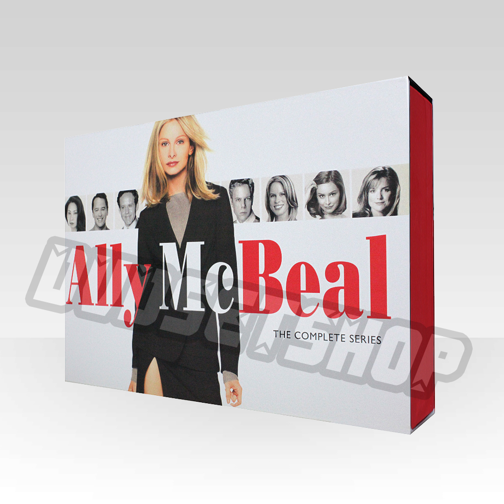 Ally McBeal Seasons 1-5 DVD Boxset