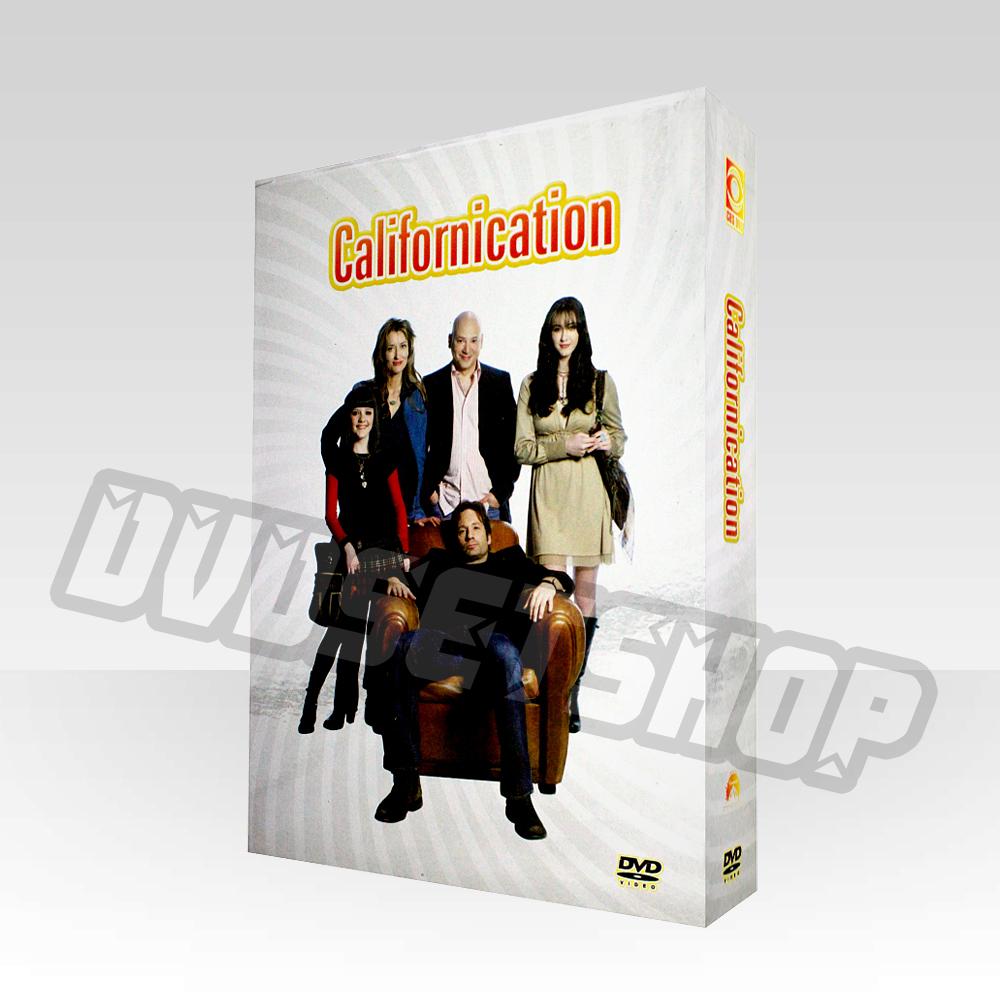 Californication Seasons 1-3DVD Boxset