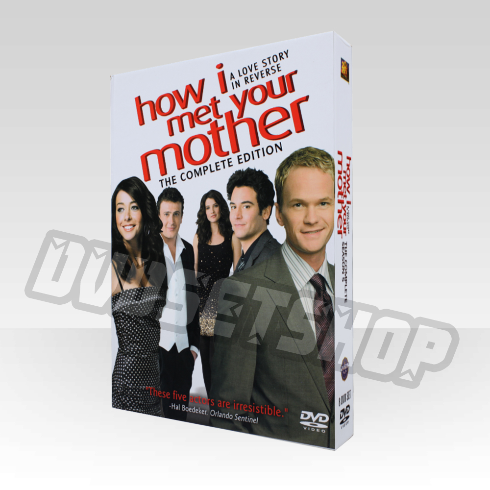 How I Met Your Mother Season 5 DVD Boxset