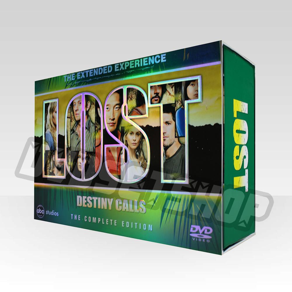 Lost Seasons 1-5 DVD Boxset