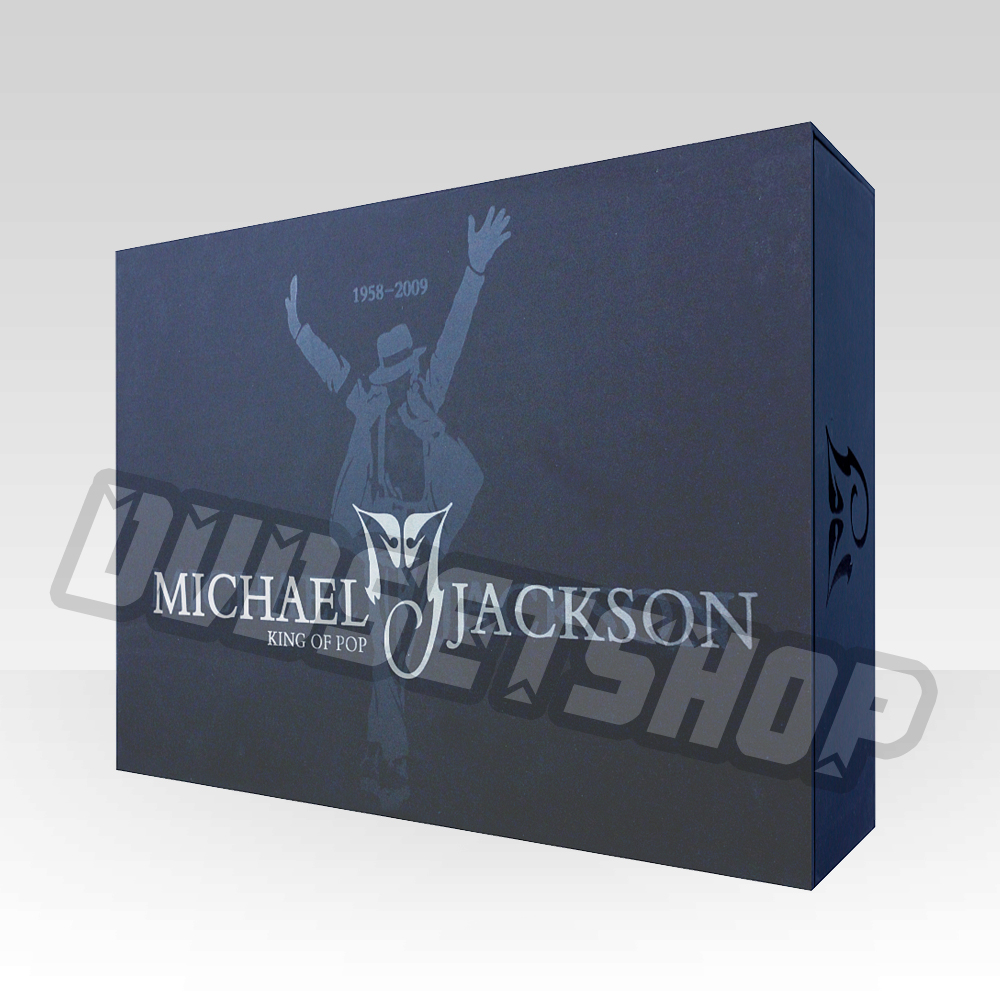 Michael Jackson Ualatimate Collection 35 DVD Boxset