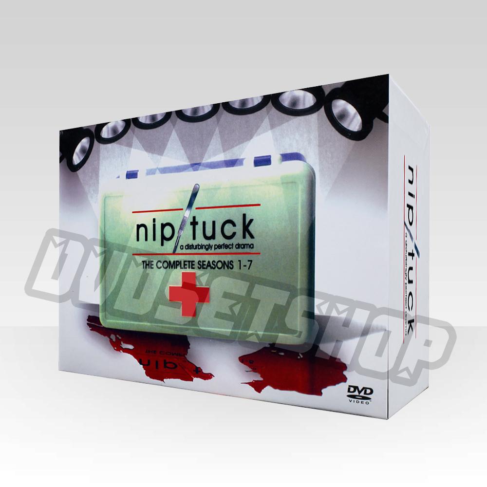 Nip Tuck Seasons 1-7 Boxset