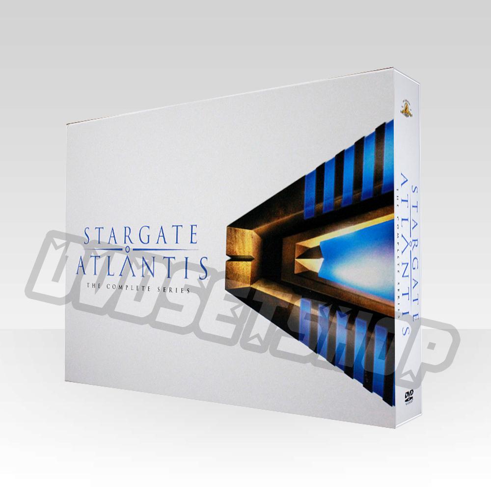 Stargate Atlantis Seasons 1-5 DVD Boxset