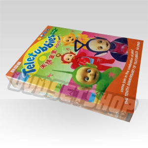 Teletubbies Season 4 DVD Boxset