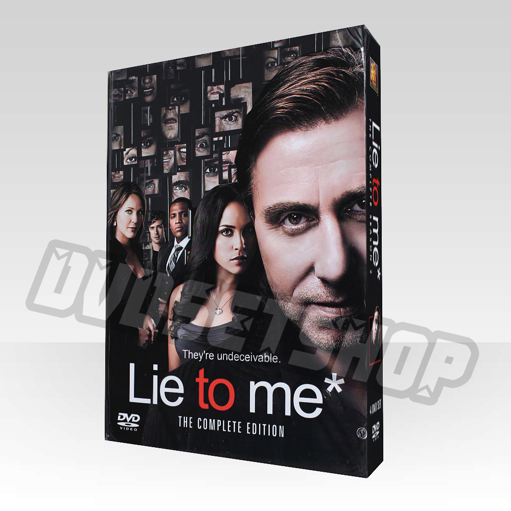 Lie to Me Season 2 DVD Boxset
