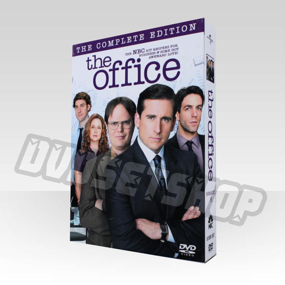 The Office Season 6 DVD Boxset