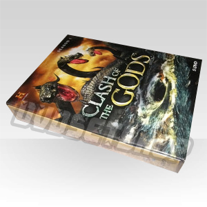 Clash Of The Gods Season 1 DVD Boxset