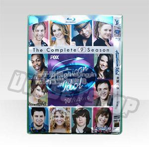 American Idol Season 9 DVD Boxset-D9