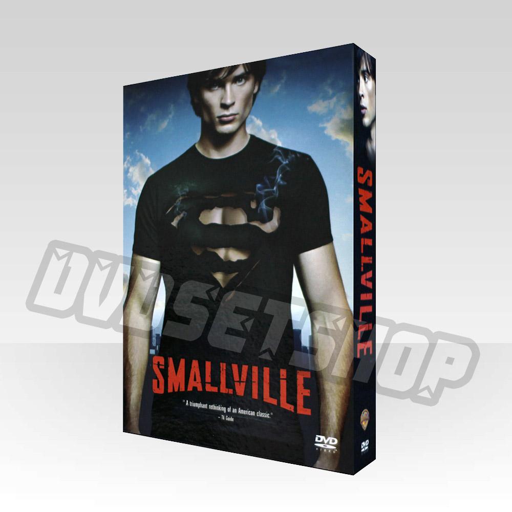 Smallville Season 9 DVD Boxset