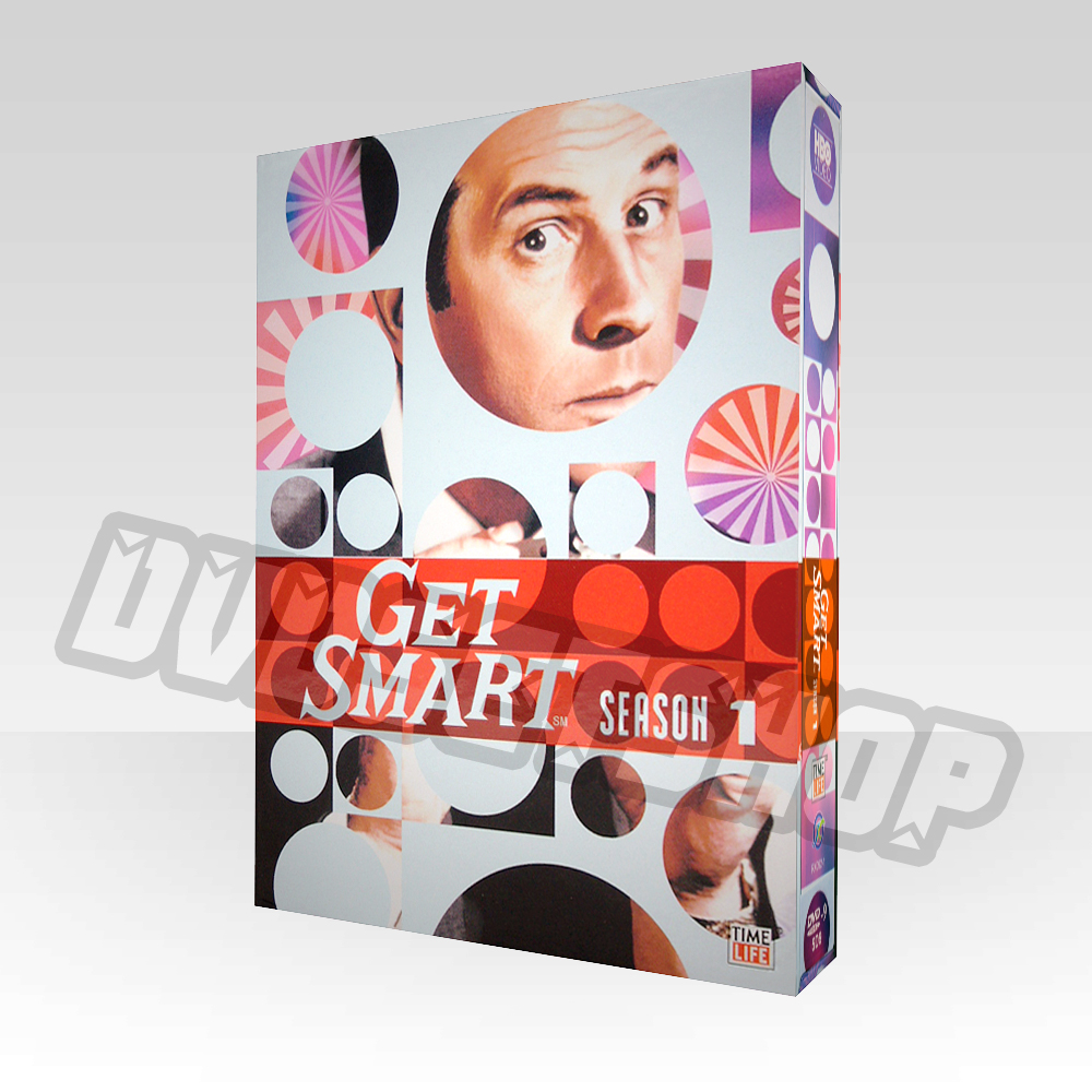Get Smart Season 1 DVD Boxset