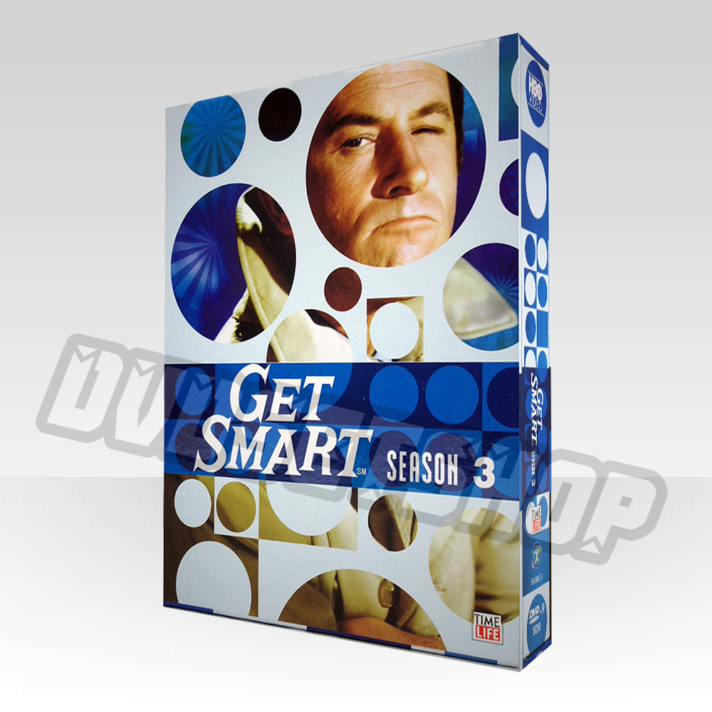 Get Smart Season 3 DVD Boxset