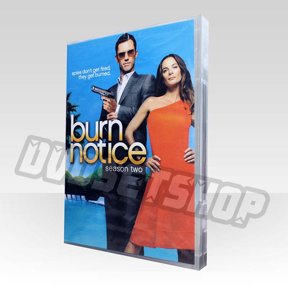 Burn Notice Season 2 DVD Boxset