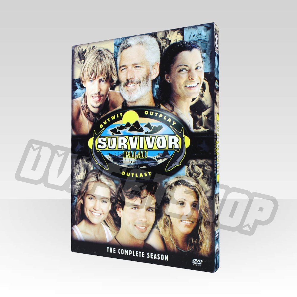 Survivor Season 10 DVD Boxset