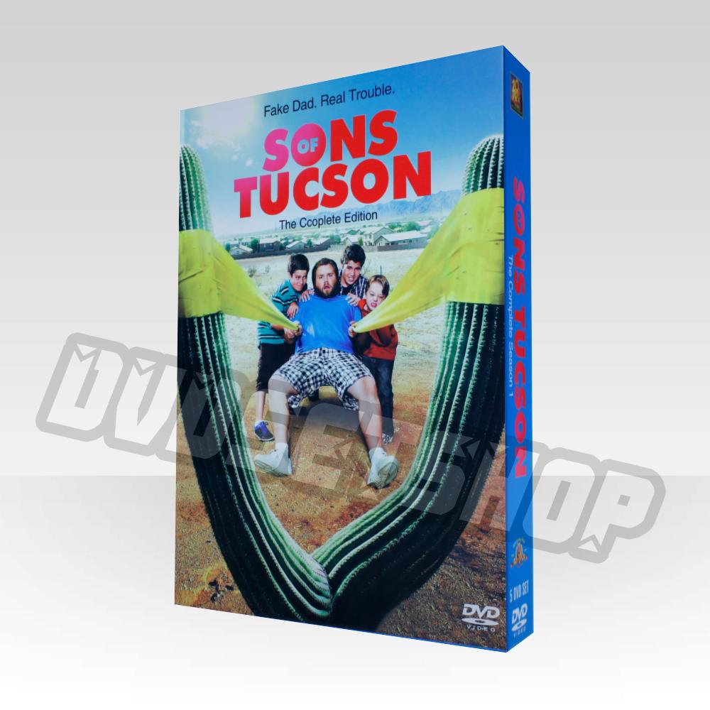 Sons of Tucson Season 1 DVD Boxset