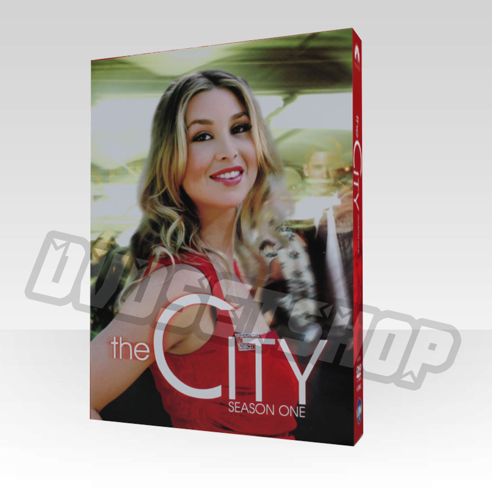 The City Season 1 DVD Boxset
